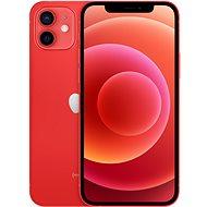 iPhone 12 64GB červená - Mobilní telefon