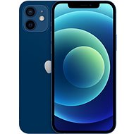 iPhone 12 128GB modrá - Mobilní telefon