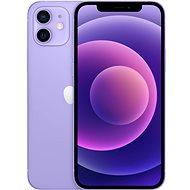 iPhone 12 128GB fialová - Mobilní telefon