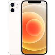 iPhone 12 256GB bílá - Mobilní telefon