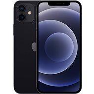 iPhone 12 256GB černá - Mobilní telefon