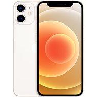 iPhone 12 Mini 128GB bílá - Mobilní telefon