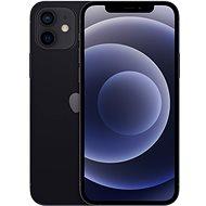 iPhone 12 Mini 128GB černá - Mobilní telefon