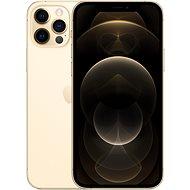 iPhone 12 Pro 256GB zlatá - Mobilní telefon