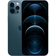 iPhone 12 Pro Max 512GB tichomořsky modrá - Mobilní telefon
