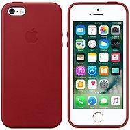 Apple iPhone SE kryt červený - Ochranný kryt