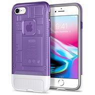 Spigen Classic C1 Grape iPhone 8/7 - Kryt na mobil