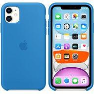 Apple iPhone 11 silikonový kryt příbojově modrý