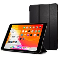 "Spigen Smart Fold Black iPad 10.2"" 2019/2020 - Pouzdro na tablet"