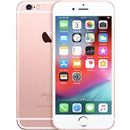 Refurbished iPhone 6s 32GB, Rose Gold - Mobile Phone