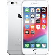 Refurbished iPhone 6s 32GB, Silver - Mobile Phone