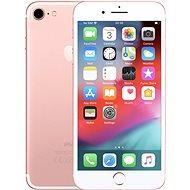 Repasovaný iPhone 7 32GB růžově zlatá - Mobilní telefon
