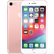Refurbished iPhone 7 128GB, Rose Gold - Mobile Phone