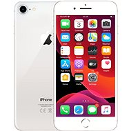 Repasovaný iPhone 8 64GB stříbrná