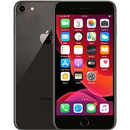 Refurbished iPhone 8 256GB, Space Grey - Mobile Phone