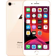 Refurbished iPhone 8 256GB, Gold - Mobile Phone