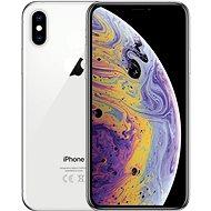 Repasovaný iPhone Xs 256GB stříbrná - Mobilní telefon