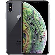 Repasovaný iPhone Xs 256GB vesmírně šedá - Mobilní telefon
