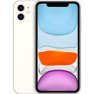 Repasovaný iPhone 11 64GB bílá - Mobilní telefon
