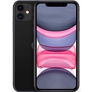 Repasovaný iPhone 11 64GB černá - Mobilní telefon