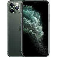 Repasovaný iPhone 11 Pro 64GB  půlnoční zelená - Mobilní telefon