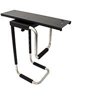 OEM Držák PC pod desku stolu, otočný, černý, do 30kg - Stolní držák