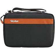 Rollei Actioncam Case oranžová - Fotobrašna