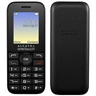 ALCATEL ONETOUCH 1016G Volcano Black - Mobilní telefon