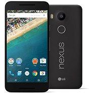 LG Nexus 5x Black 16GB - Mobilní telefon