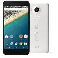 LG Nexus 5x White 16GB - Mobilní telefon