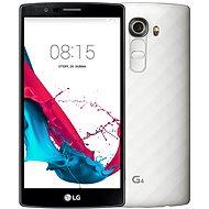 LG G4 (H815) Ceramic White - Mobilní telefon