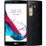 LG G4 (H815) Leather Black - Mobilní telefon