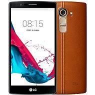 LG G4 (H815) Leather Brown - Mobilní telefon