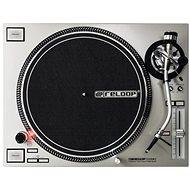 RELOOP RP-7000 MK2 SILVER - Gramofon