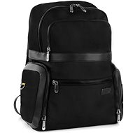 "RONCATO Rover 17"" Black - Laptop Backpack"