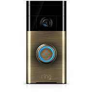 Ring Doorbell Antique Brass - Videozvonek