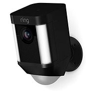 Ring Spotlight Cam Battery Black - IP Camera