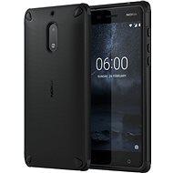 Nokia CC-501 pro Nokia 6 černý - Ochranný kryt