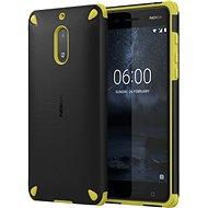Nokia CC-501 pro Nokia 6 mátově zelený - Ochranný kryt
