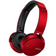 Sony MDR-XB650BT červená - Sluchátka