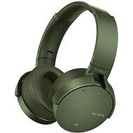 Sony MDR-XB950N1 zelená - Sluchátka