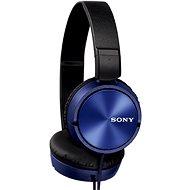 Sony MDR-ZX310 modrá - Sluchátka