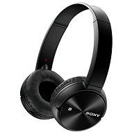 Sony MDR-ZX330BT, černá - Bezdrátová sluchátka