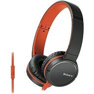 Sony MDR-ZX660APD, oranžová - Sluchátka