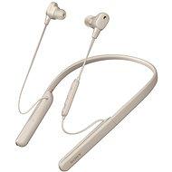 Sony Hi-Res WI-1000XM2, šedo-stříbrná