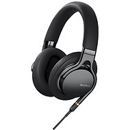Sony Hi-Res MDR-1AM2 černá - Sluchátka s mikrofonem