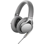 Sony Hi-Res MDR-1AM2 stříbrná - Sluchátka