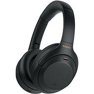 Sony Hi-Res WH-1000XM4, černá, model 2020 - Bezdrátová sluchátka