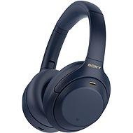 Sony Hi-Res WH-1000XM4, modrá, model 2020