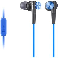 Sony MDR-XB50AP modrá - Sluchátka